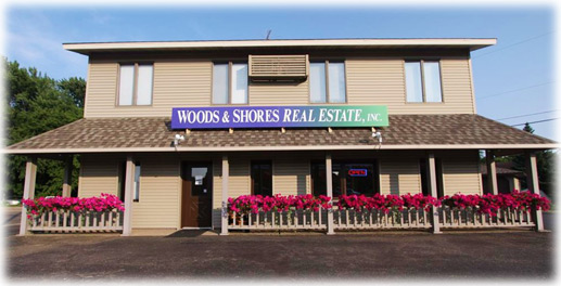 Woods & Shores Real Estate, Inc.