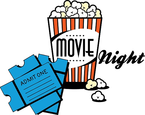 Outdoor Movies at Crosslake Campground