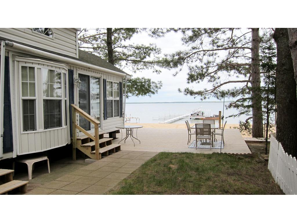 Ft Of Excellent Sand Beach On Pelican Lake In THE VELVET BEACH PARK Across The From Breezy Point Resort Comes With 2006 Breckenridge Park Model